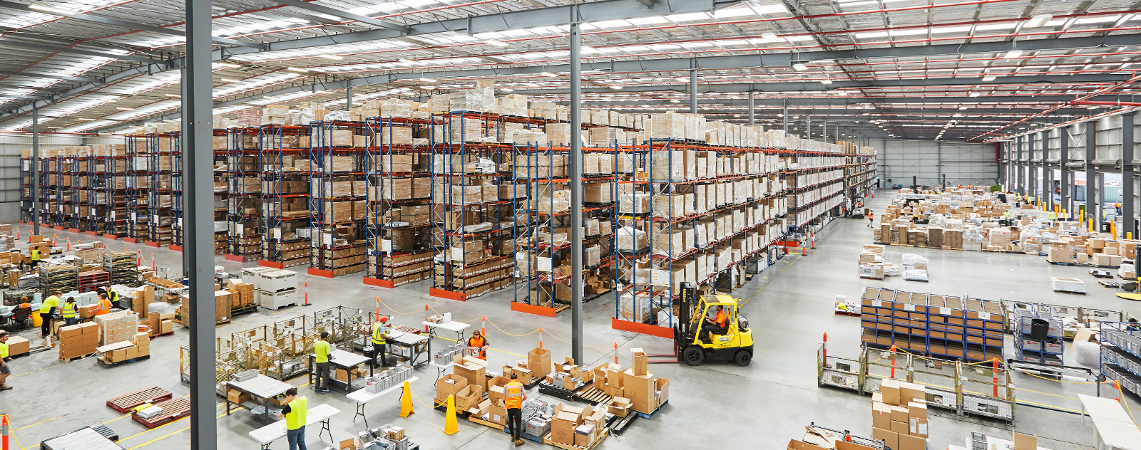 eStore Logistics 3PL warehousing experts