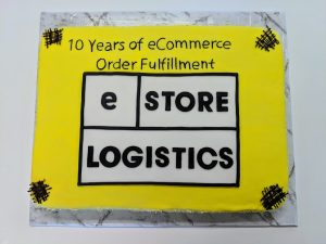 eStore Logistics Celebrating 10 Years in eCommerce Order Fulfillment